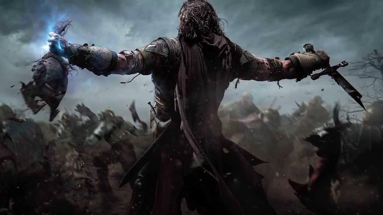 Sombras de Mordor uma história de vingança 01