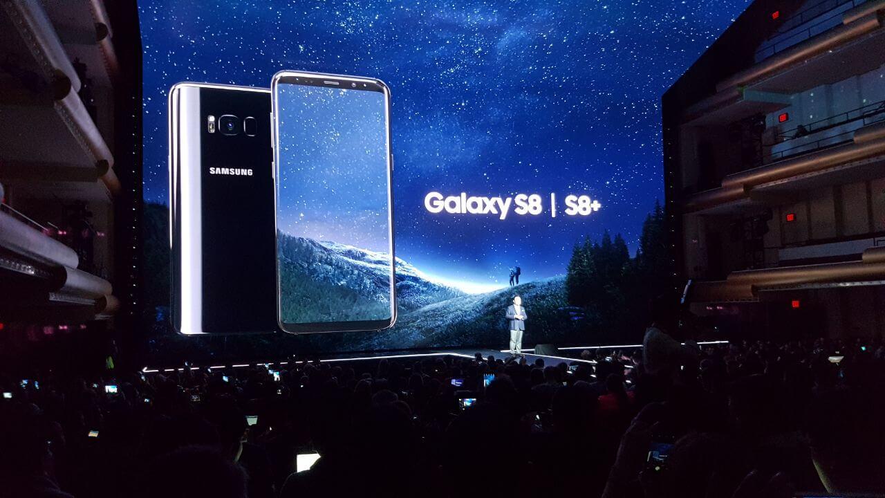 GALERIA: Fotos do Galaxy S8 e Especificações Técnicas