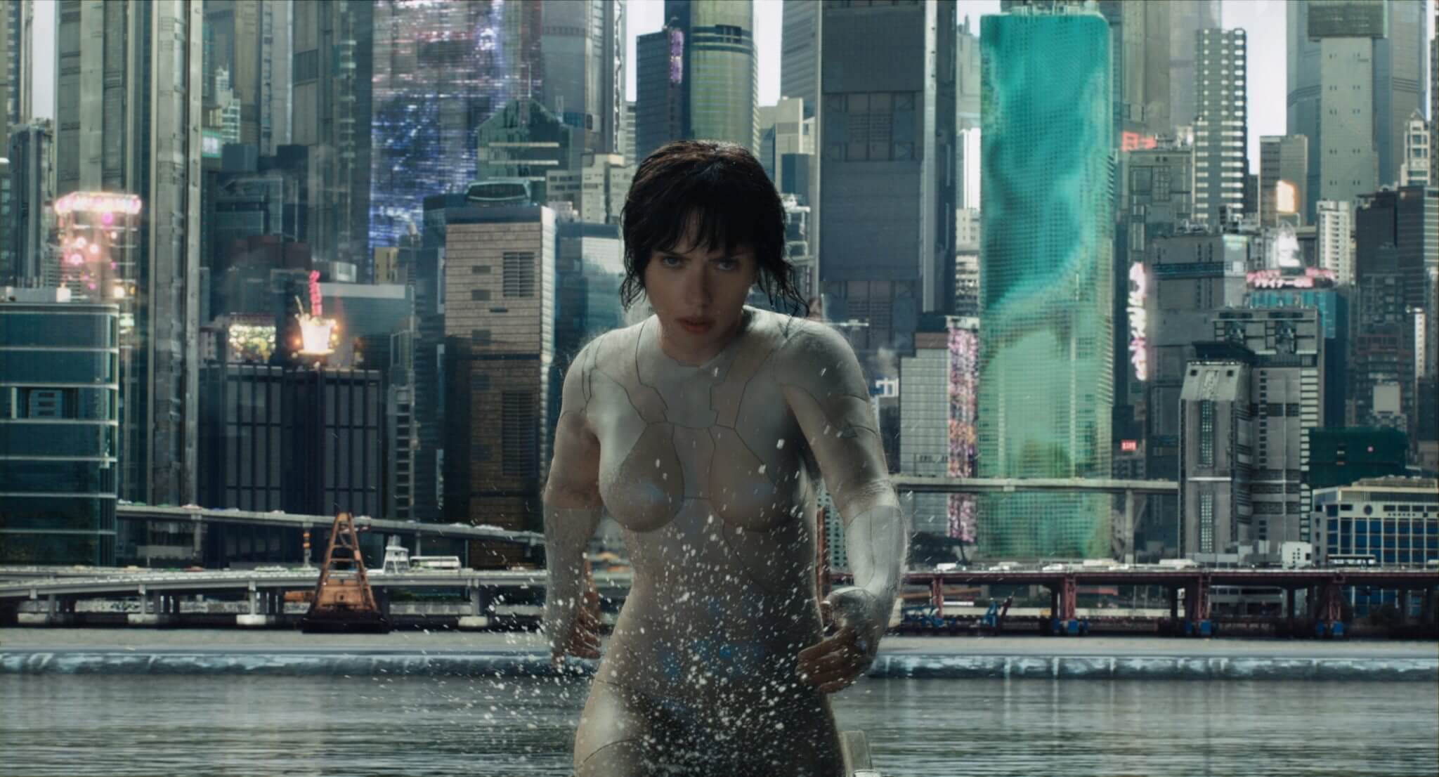 Ghost in the shell critica