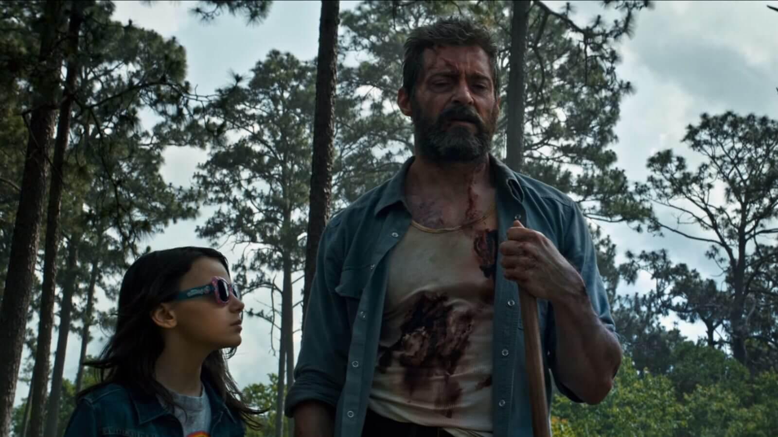 Logan wolverine x 23