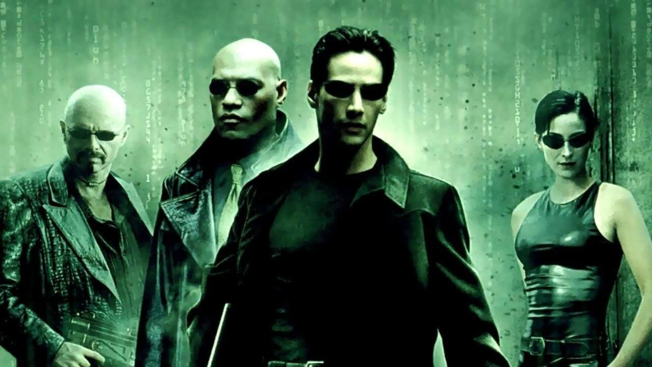 matrix reboot warner