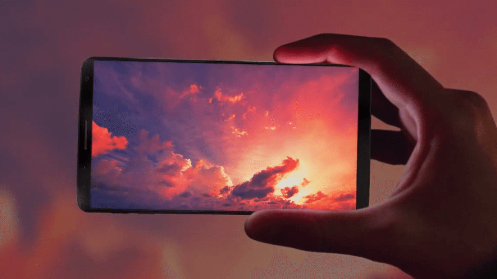 samsung amoled display ad galaxy s8 2