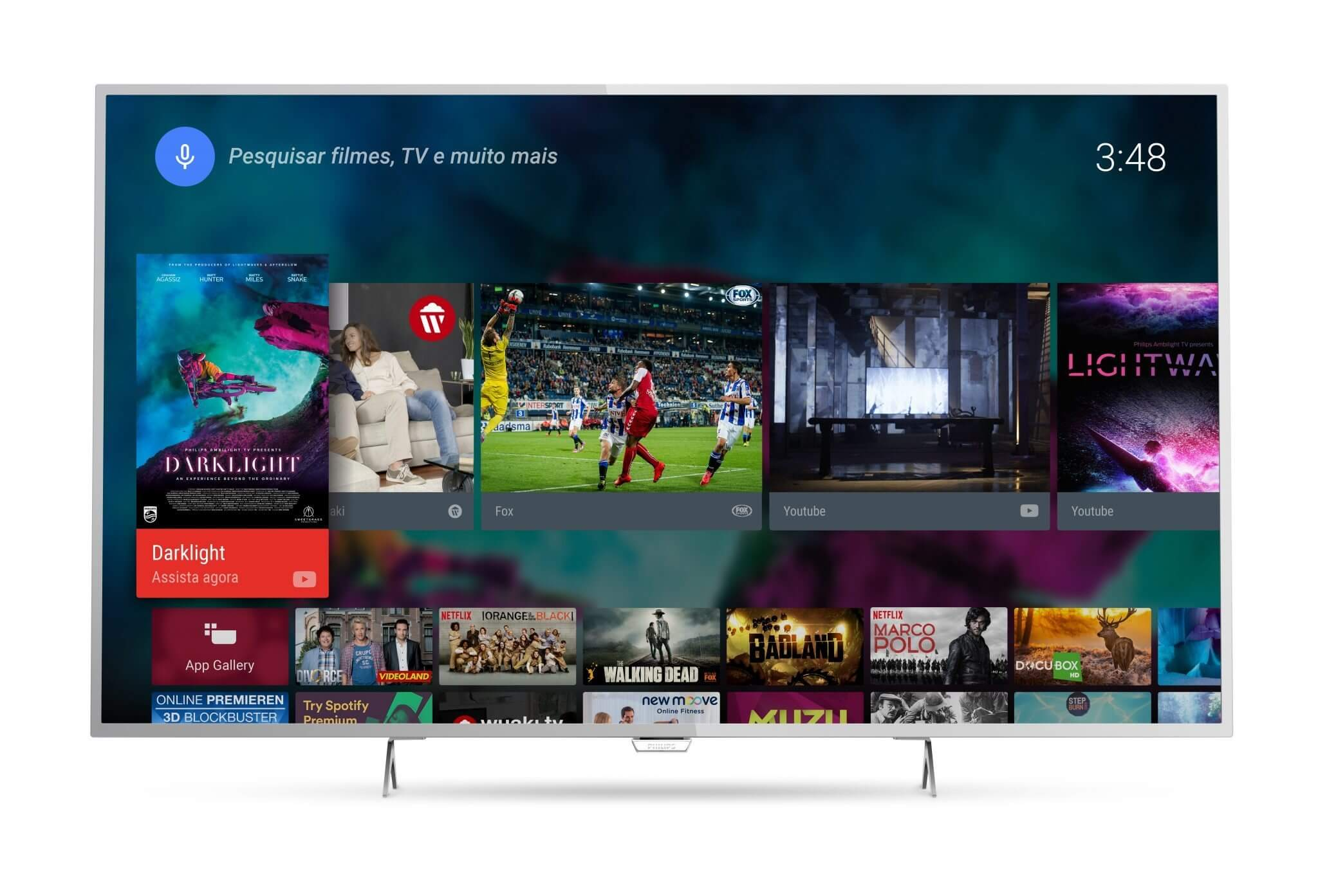 Review: TV 4K Philips com Android Series 6800