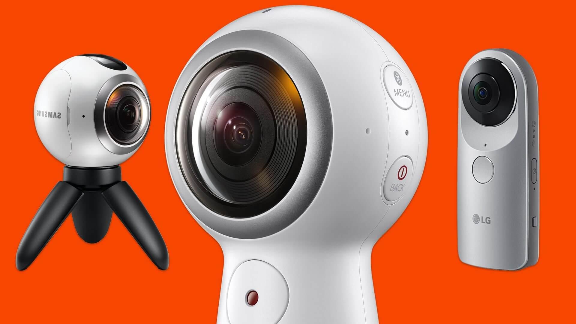 Especial cameras 360 showmetech