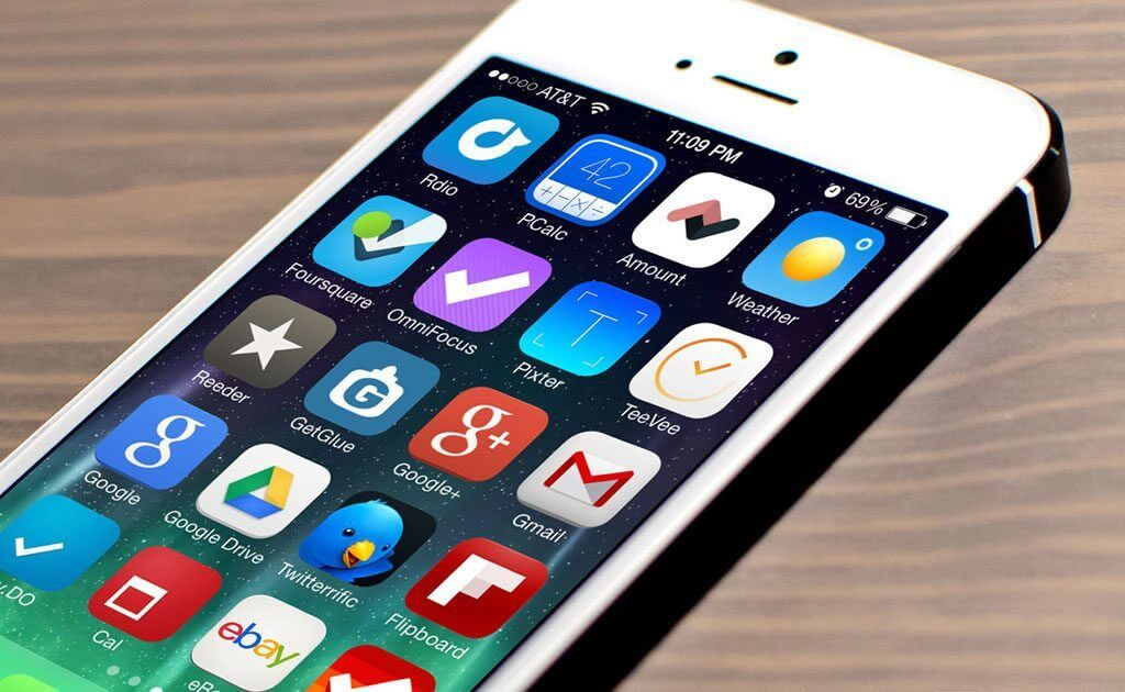 Featured 2 best ios 7 apps iphone