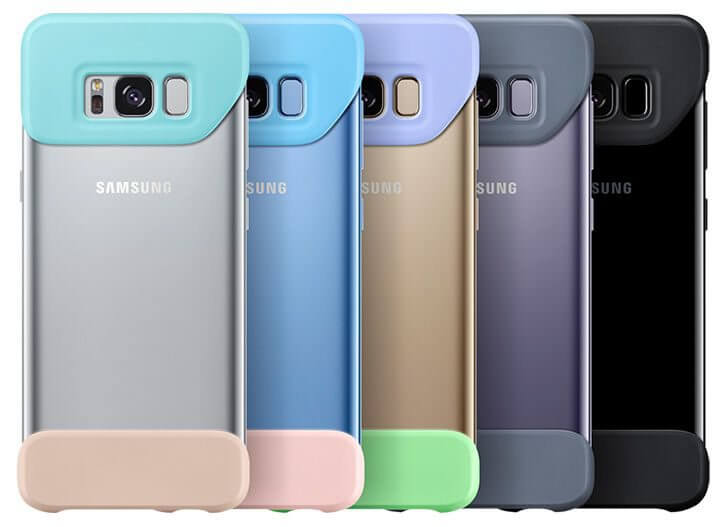 Galaxy s8 accessories 2piece01
