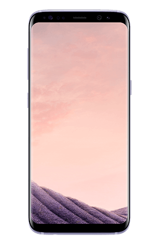Galaxy s8 gallery front orchidgray s4