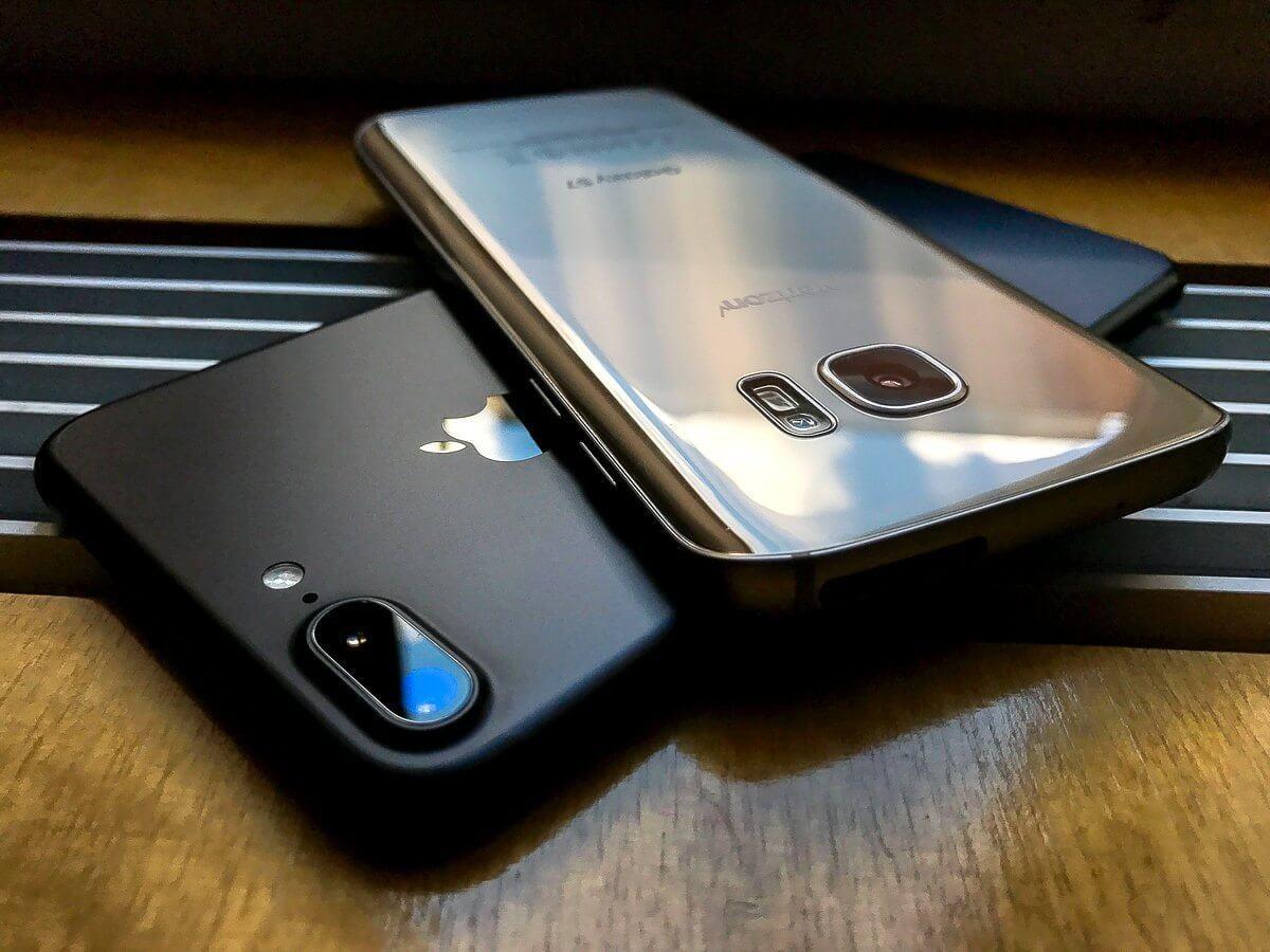 Iphone 7 plus samsung galaxy s7 camera 1 of 1