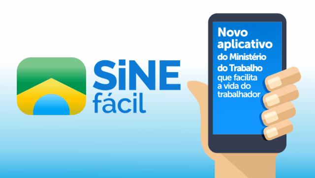 Aplicativo Sine Fácil - Ministério do Trabalho lança aplicativo que facilita busca por emprego