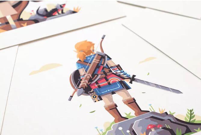 Conceito: The Legend Of Zelda para smartphone deveria ser assim