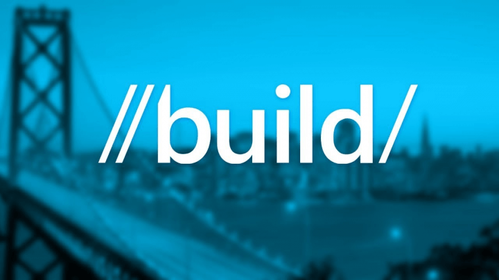 Microsoft - build logo