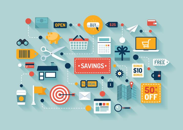 Comprar na loja ou na web: onde o desconto é maior?