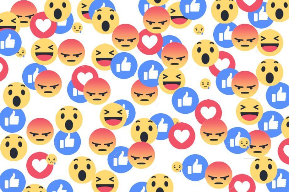 Facebook traz reações até para os comentários; veja!