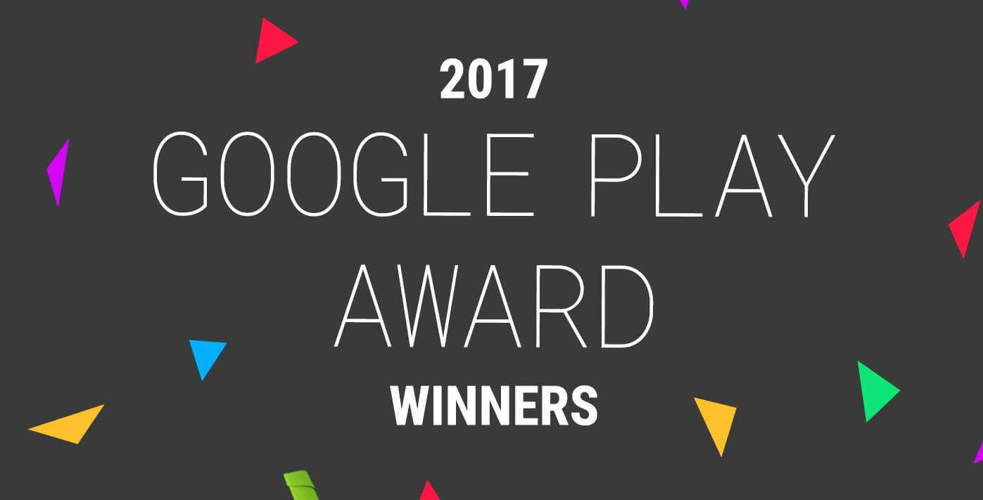 google play awards 20171