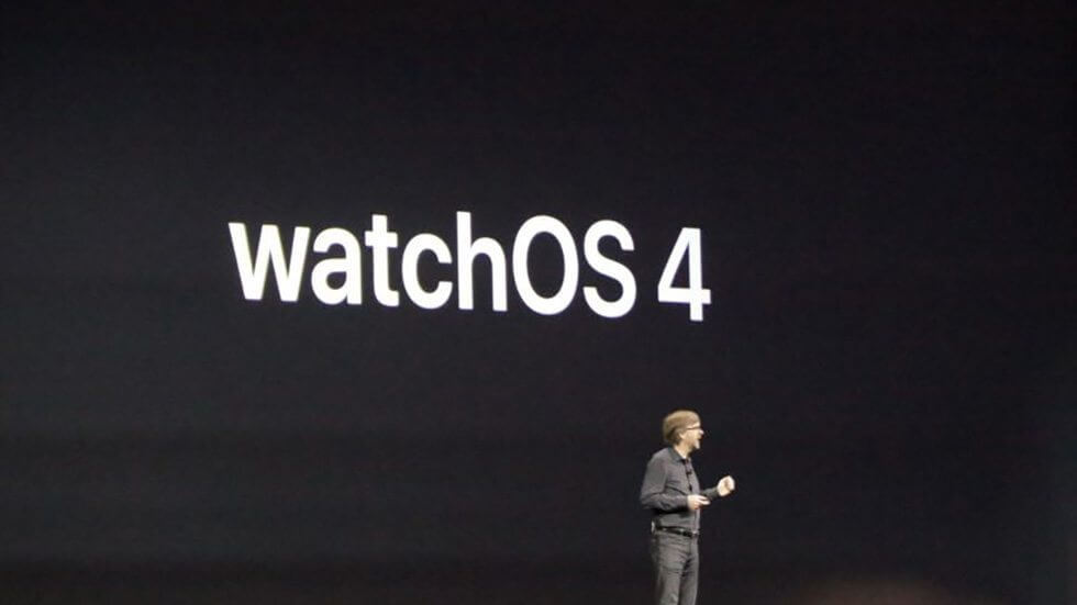 Apple predstavila watchos 4