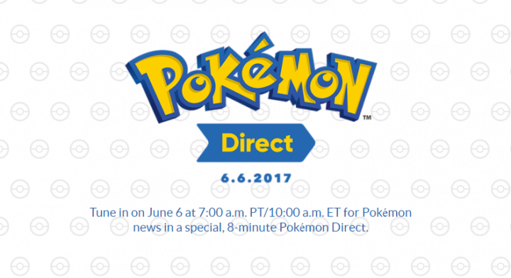 Pokémon Nintendo Direct Image
