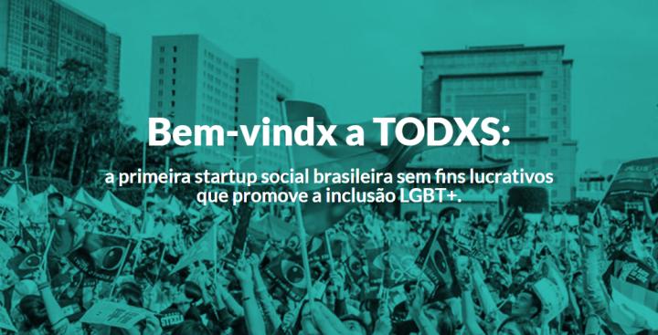 TODXS app: mais direitos e representação para a comunidade LGBT+