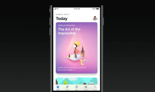 WWDC 2017: A nova App Store e Monument Valley II 5