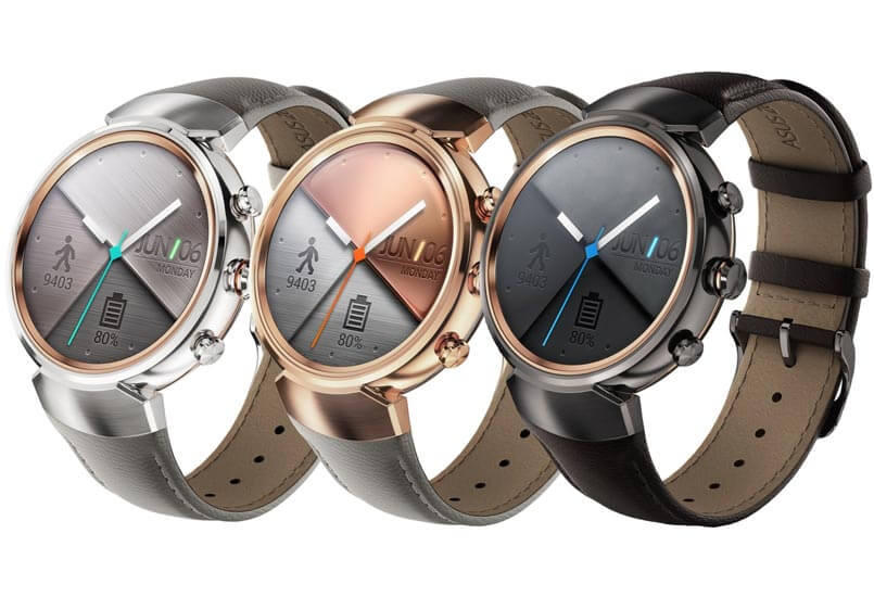 Asus zenwatch 3 launch ifa 2016