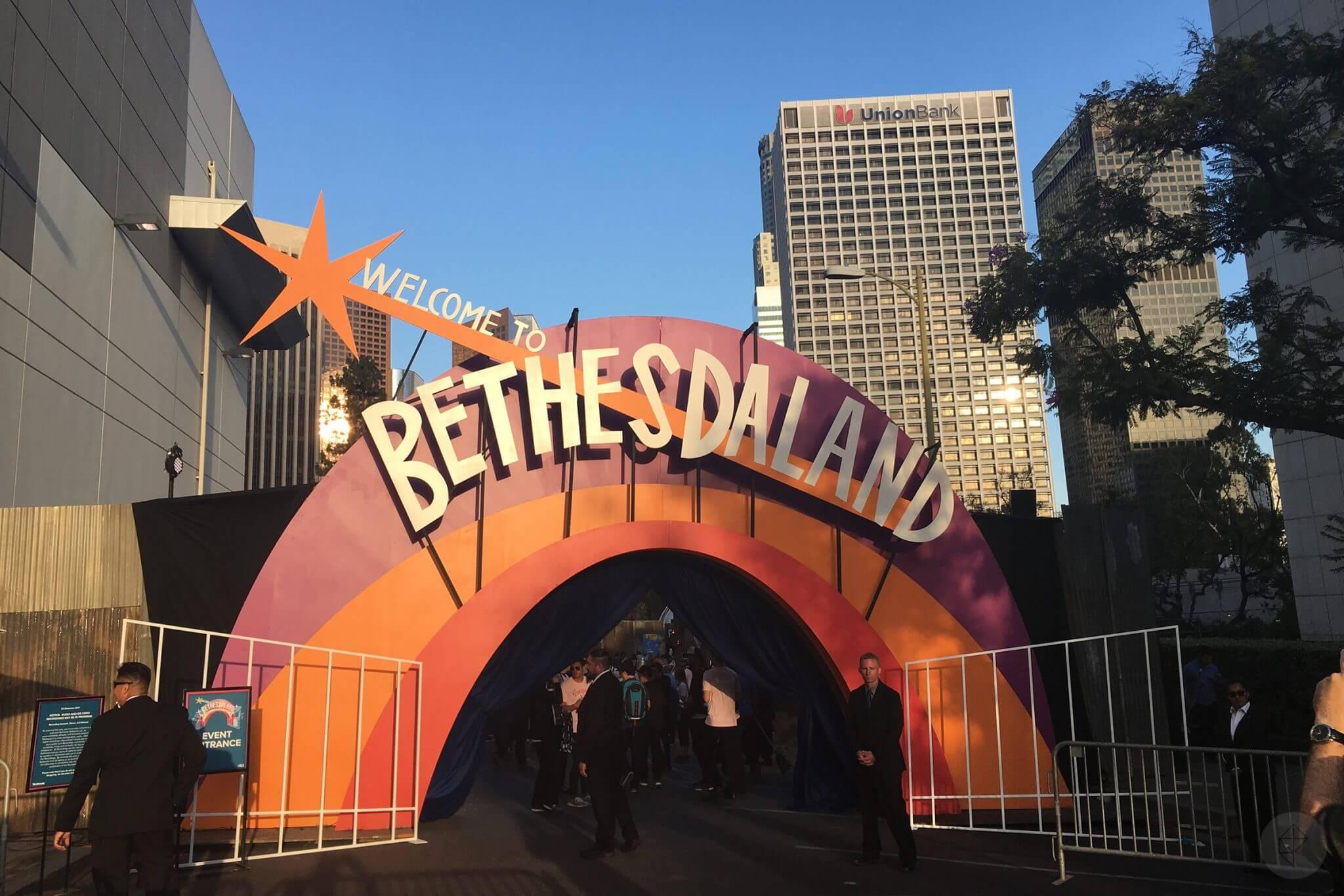 E3 2017 bethesdaland 2400. 0