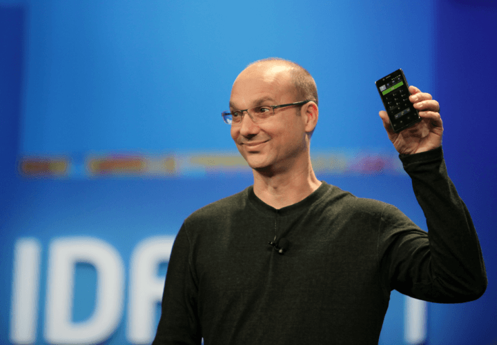 iPhone, Apple, Android, 10 anos - Andy Rubin