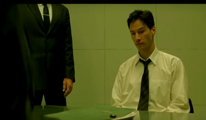 Entrevista Neo Matrix