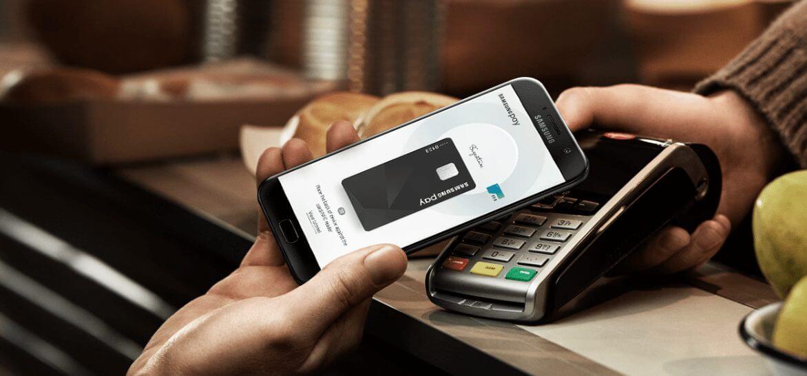 Samsung pay a7