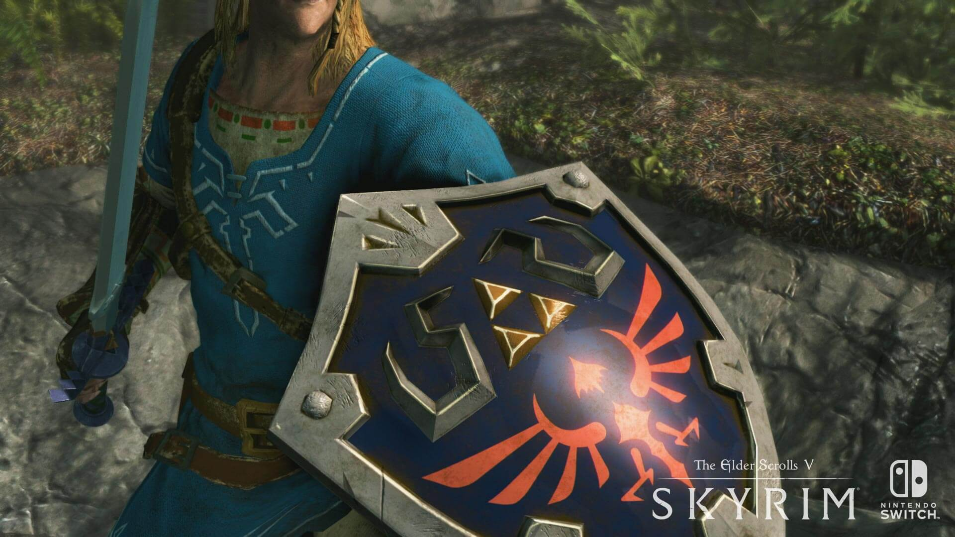 zelda skyrim switch