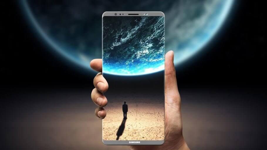 Rumor: Edição Imperador do Galaxy Note 8 teria 6GB de RAM e 256GB de armazenamento