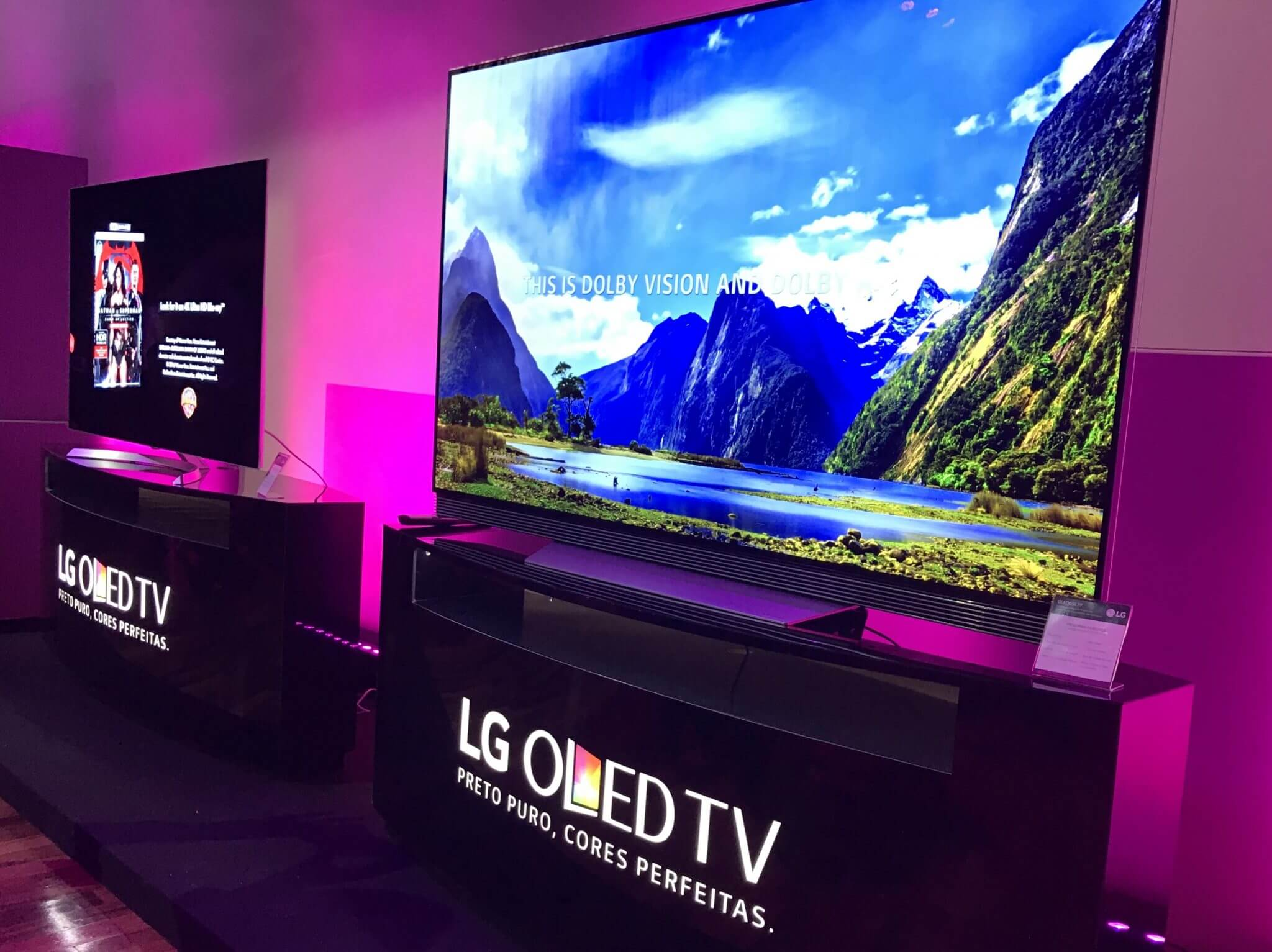 LG anuncia nova linha OLED TV; confira preços e disponibilidade