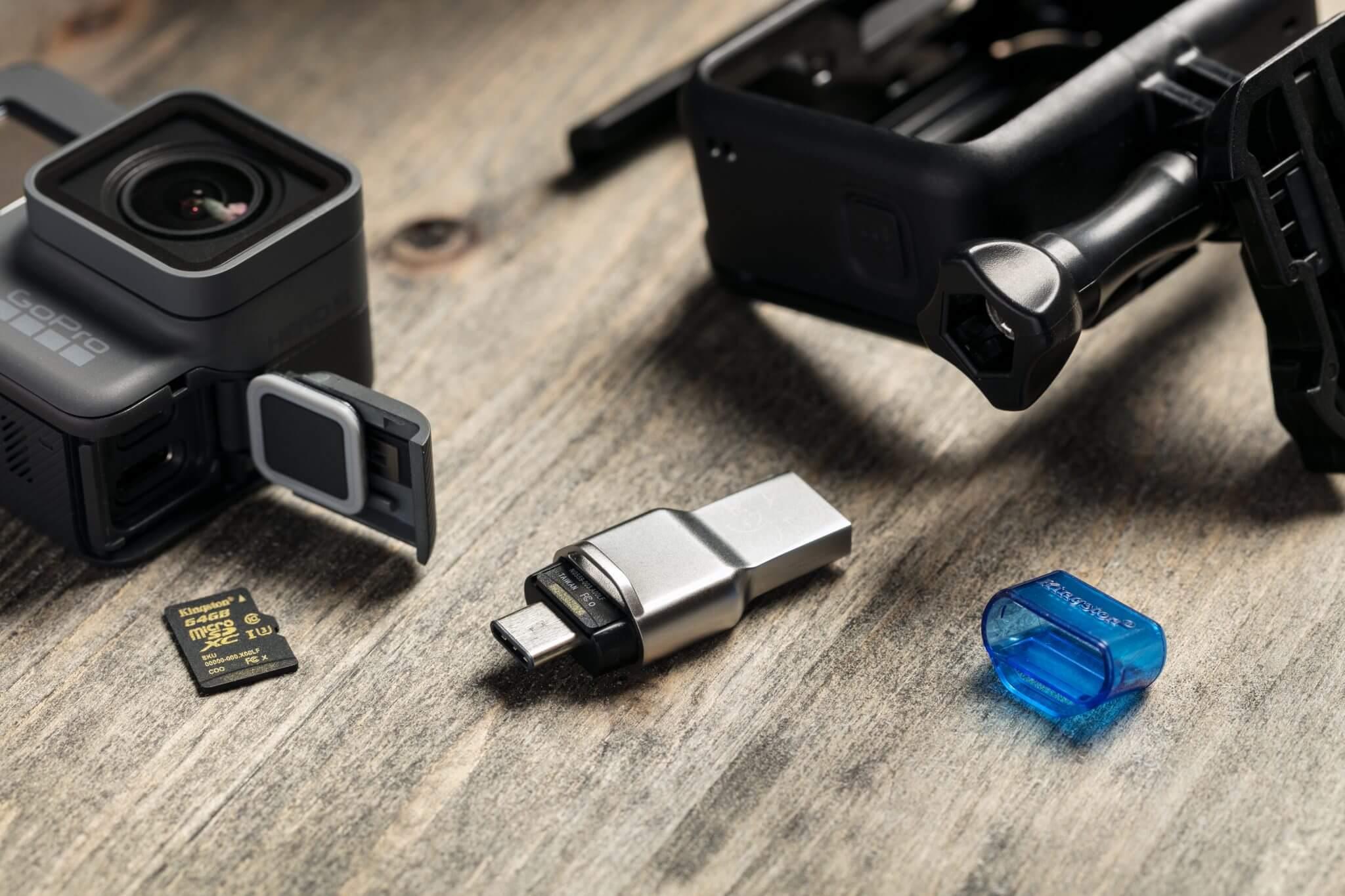 MobilLite Duo 3C redhanded Kingston Kingston lança leitor de cartão microSD com conector USB C