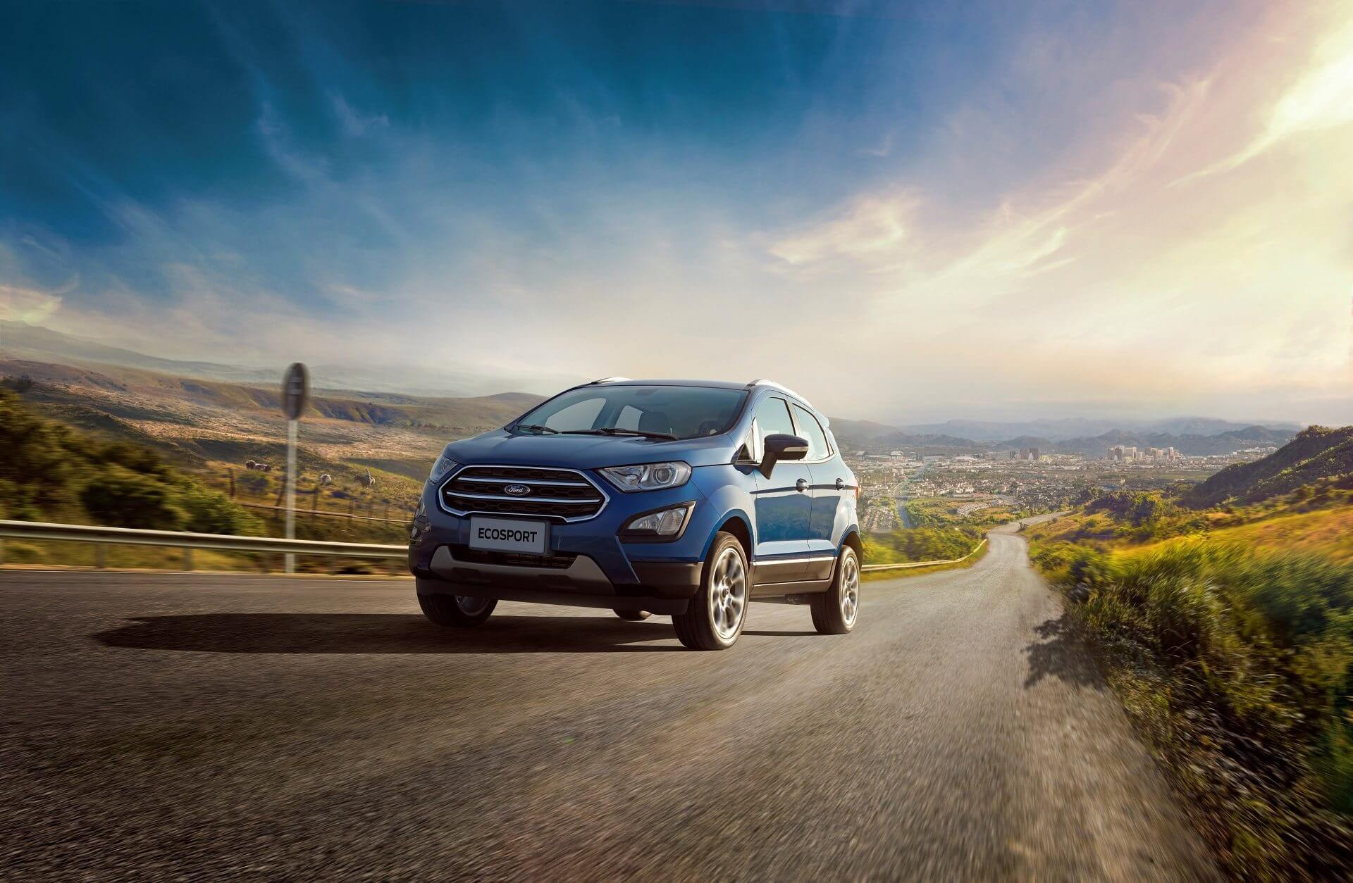 Novo Ford EcoSport Destaque