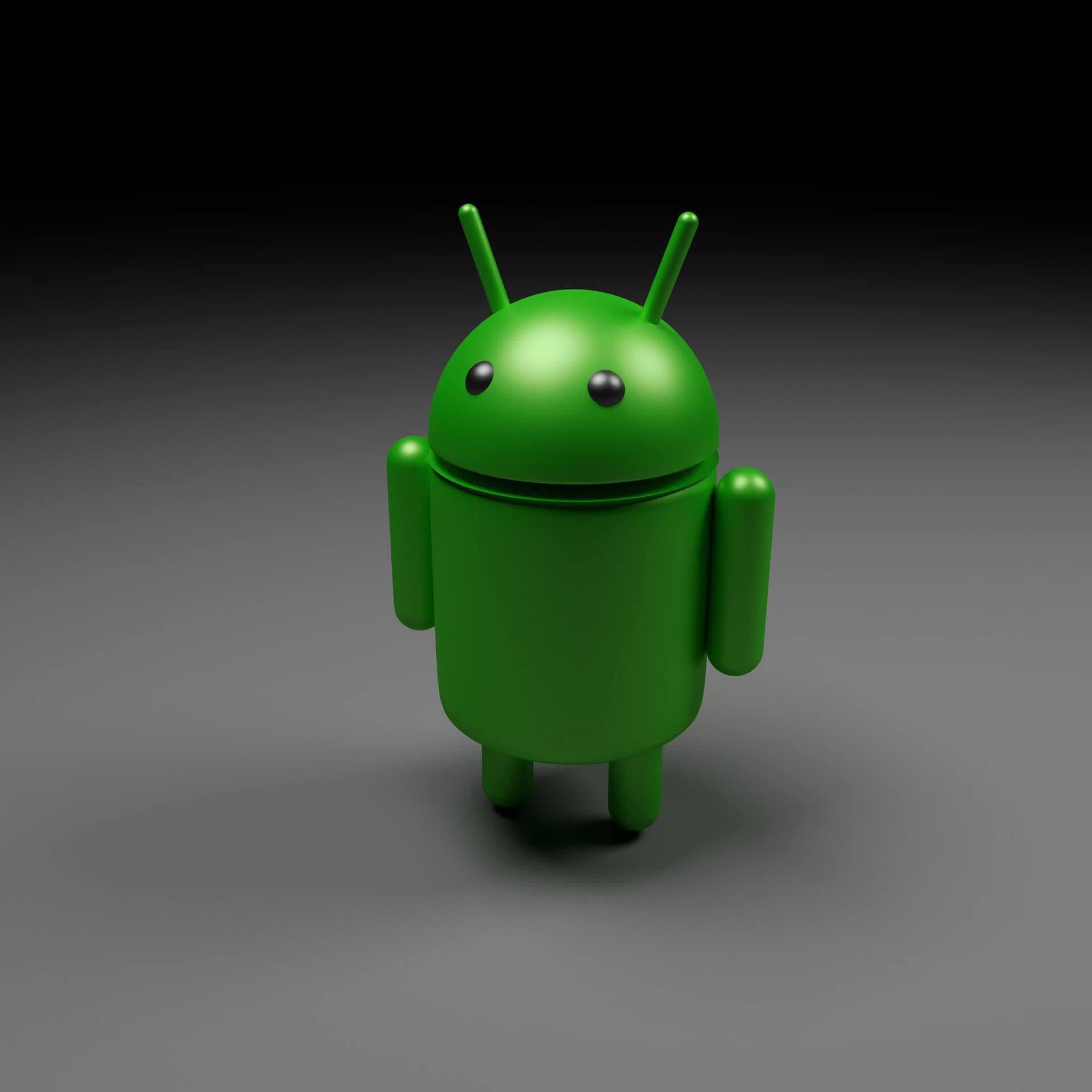 Android de fábrica