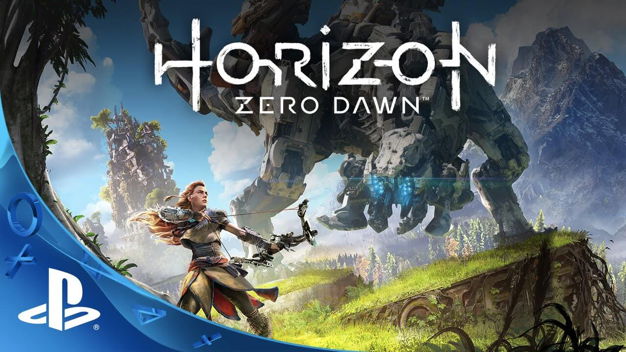 Horizon zero dawn capa