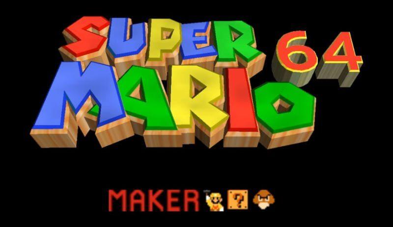 Fã cria versão Super Mario Maker de Super Mario 64