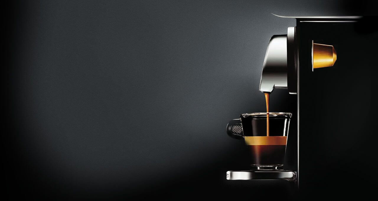 nespresso cafeteira