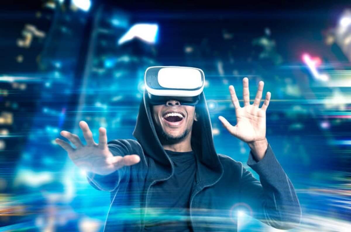 shutterstock virtual reality