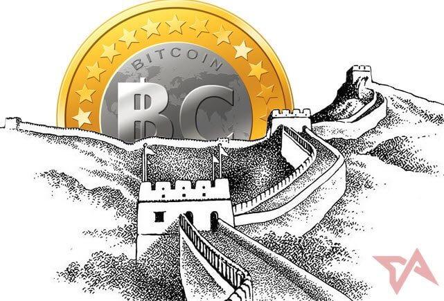 China utilizará bitcoin