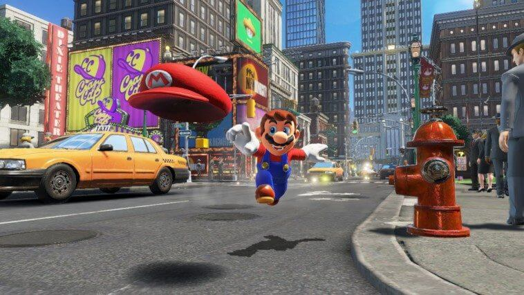 NSwitch SuperMarioOdyssey 01 mediaplayer large - Nintendo Switch: Pokken Tournament, pagamento via PayPal e mais na Gamescom 2017
