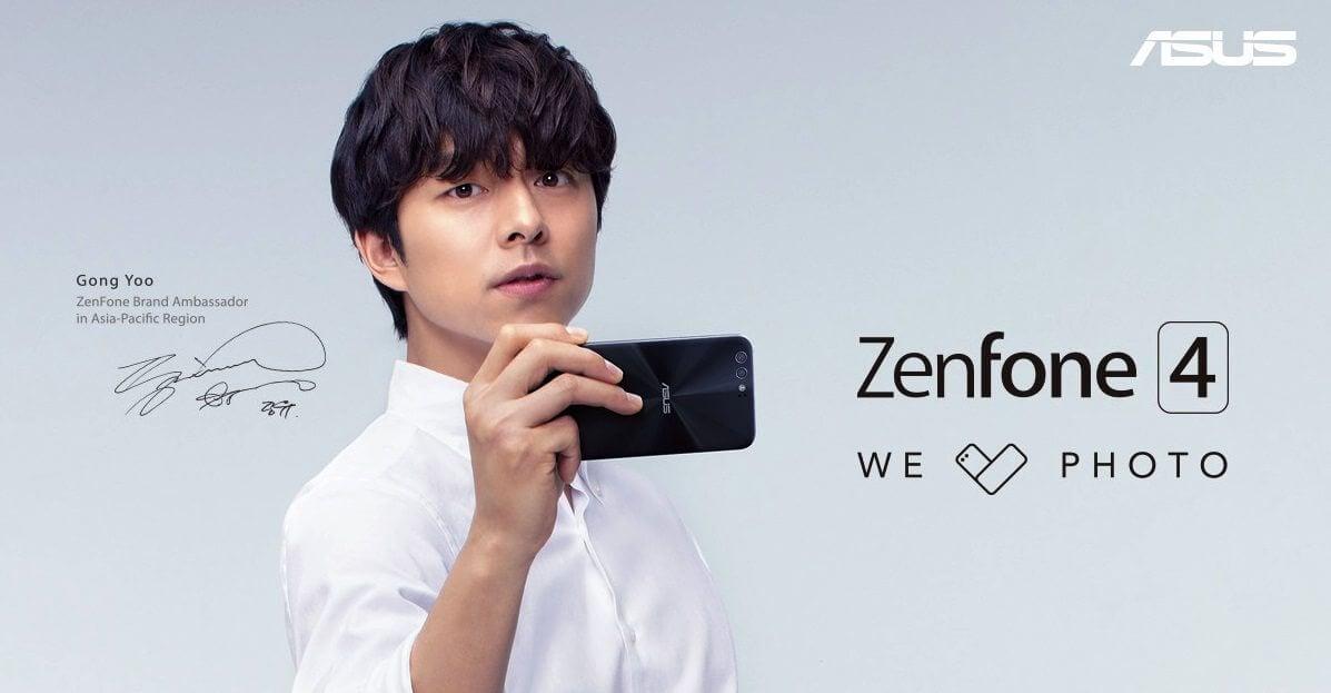 Zenfone 4 event invitation