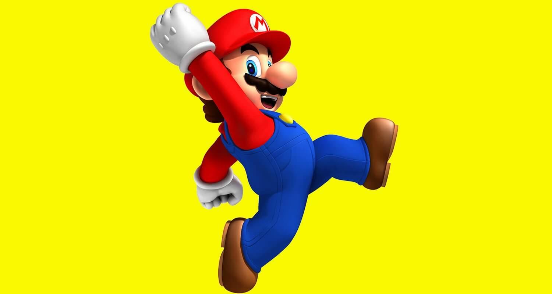 Parece que Mario da Nintendo já não é mais um encanador