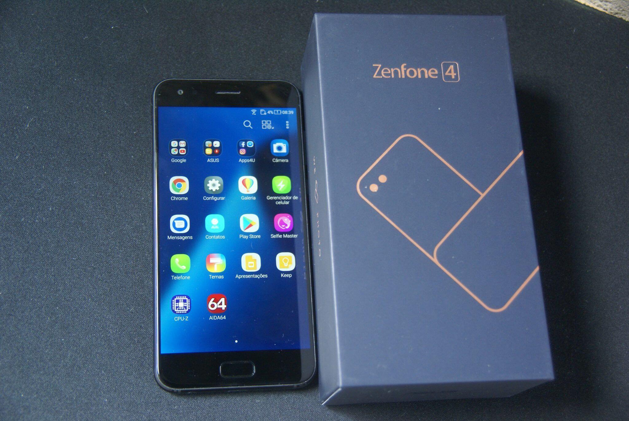 HANDS-ON: Primeiras impressões do Zenfone 4 6