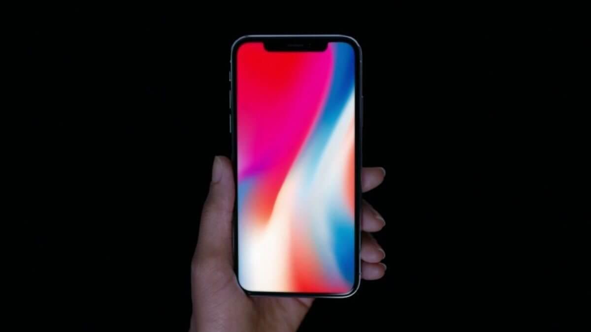 iPhone X 0