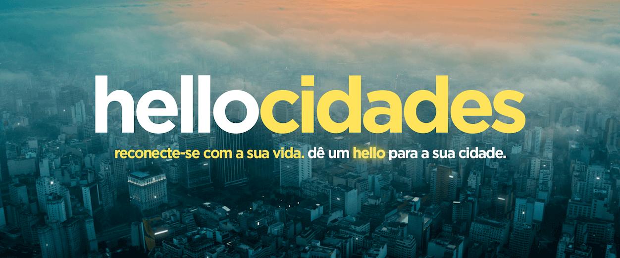 Motorola promove primeiro evento hellocidades em são paulo