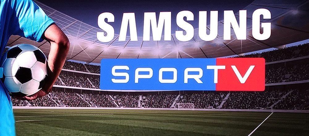 Samsung e SporTV firmam parceria para transmissão de jogos em 4K