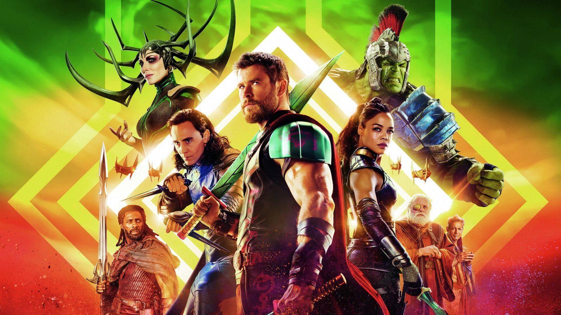 Críticas iniciais de Thor: Ragnarok são extremamente positivas