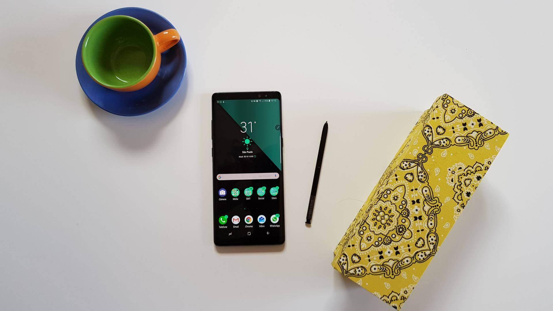 Galaxy Note 8 e S Pen (5)