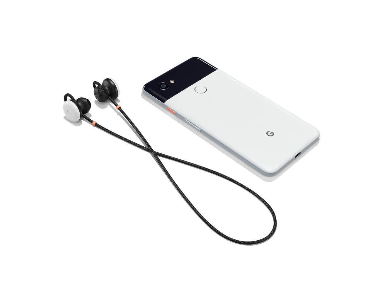 PixelBuds Pixel2XL - Google anuncia Pixel 2 e Pixel 2 XL; confira os detalhes