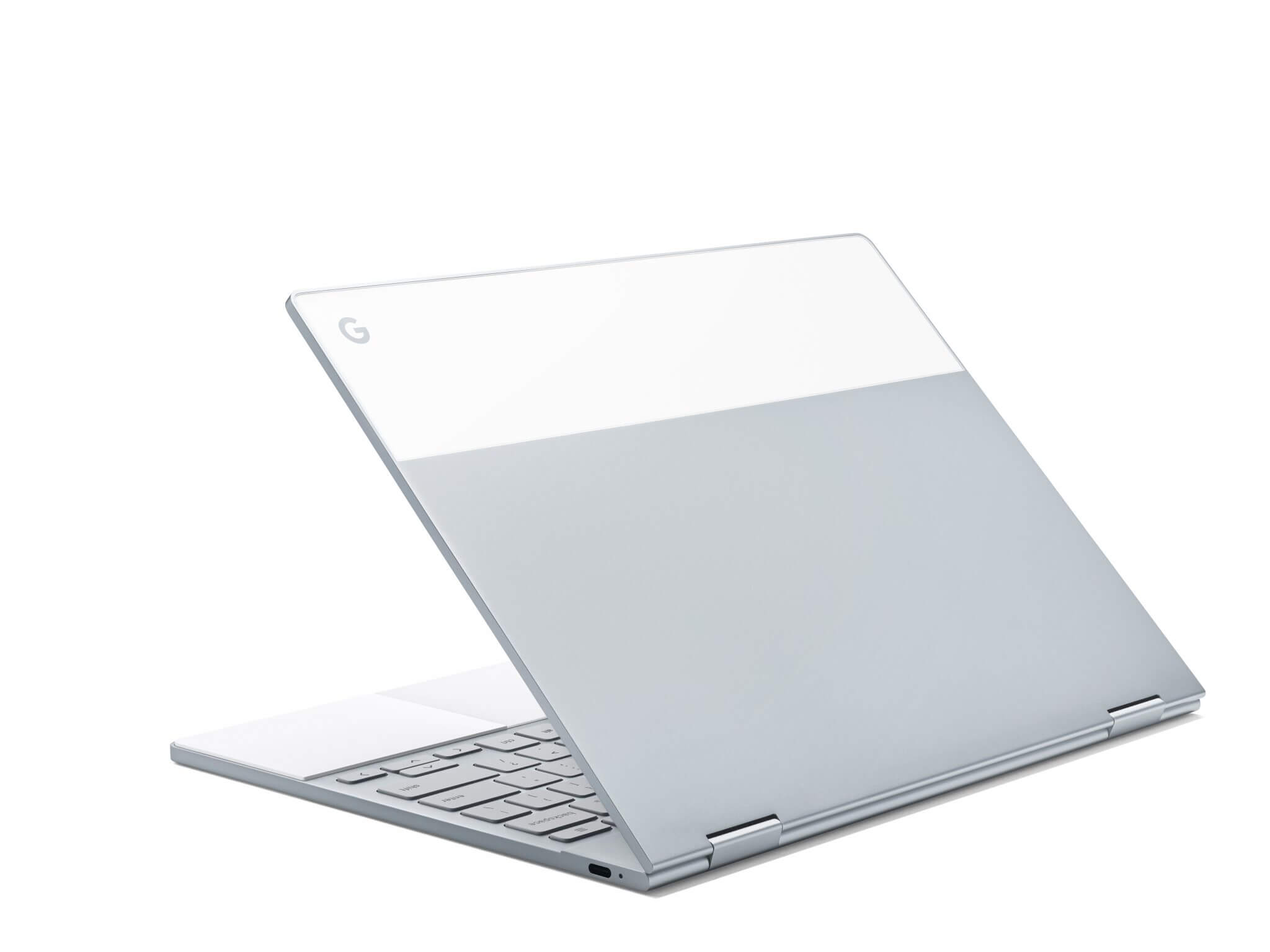 Pixelbook open