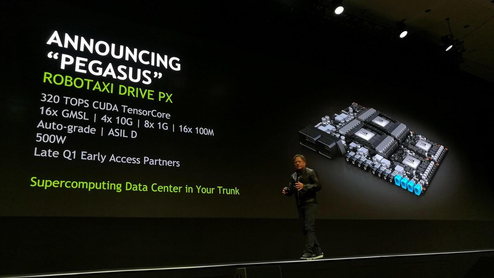 WEI6e8e17 2017 10 10F113525 01 - O novo computador da NVidia promete melhorar a direção automática